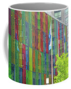 Colored Glass 12 Coffee Mug
