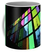 Colored Glass 3 Coffee Mug