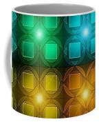 Colored Lights Coffee Mug