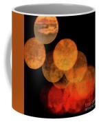 Colored Moons 4 Coffee Mug