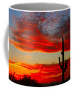 Colorful Arizona Sunset Coffee Mug