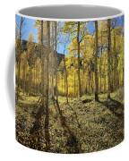 Colorful Aspens Coffee Mug