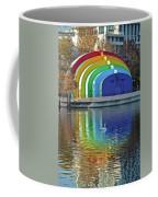 Colorful Bandshell Coffee Mug