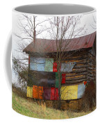 Colorful Barn Coffee Mug