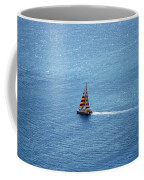 Colorful Boat Coffee Mug