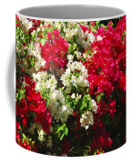 Colorful Bougainvilleas Coffee Mug