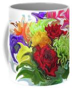 Colorful Bouquet Coffee Mug