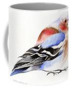 Colorful Chaffinch Coffee Mug