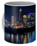 Colorful Cleveland Coffee Mug