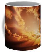 Colorful Cloudburst Coffee Mug