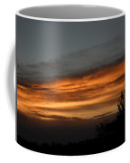 Colorful Clouds In Dawn Sky Coffee Mug