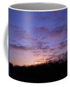 Colorful Clouds In The Sky Coffee Mug