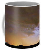 Colorful Colorado Cloud To Cloud Lightning Striking Coffee Mug