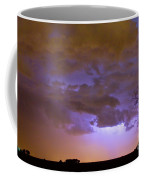 Colorful Colorado Cloud To Cloud Lightning Thunderstorm 27 Coffee Mug by James BO  Insogna
