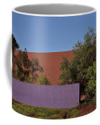 Colorful Commercial Building Exterior Coffee Mug