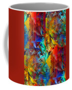 Colorful Crash 11 Coffee Mug