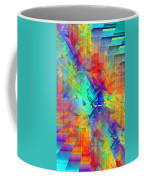 Colorful Crash 9 Coffee Mug