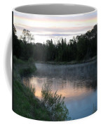 Colorful Dawn Reflections Coffee Mug