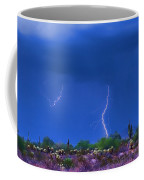 Colorful Desert Storm Coffee Mug