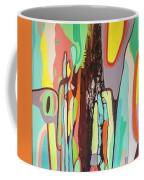 Colorful Earth Day Coffee Mug