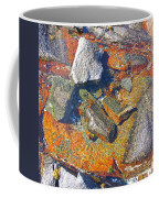 Colorful Earth History Coffee Mug