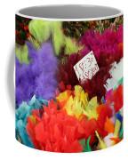 Colorful Easter Feathers Coffee Mug