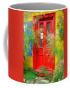 Colorful Entrance ... Coffee Mug