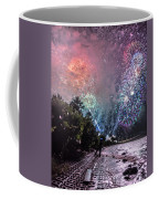 Colorful Explosions Coffee Mug