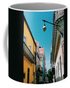 Colorful Facades Coffee Mug