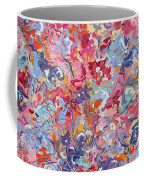 Colorful Floral Bouquet. Coffee Mug