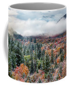 Colorful Forest Coffee Mug by Leland D Howard