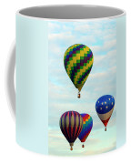 Colorful Four Coffee Mug