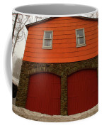 Colorful Garage Coffee Mug