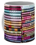 Colorful Garment Coffee Mug