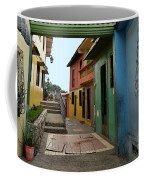 Colorful Guayaquil Alley Coffee Mug