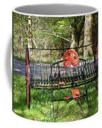 Colorful Hay Rake Coffee Mug