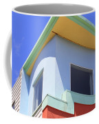 Colorful House In San Francisco Coffee Mug