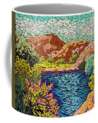 Colorful Hueco Tanks Coffee Mug