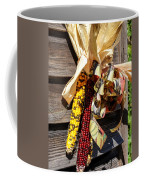 Colorful Indian Corn Decorations Coffee Mug