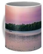Colorful Lake-side Sunset Coffee Mug