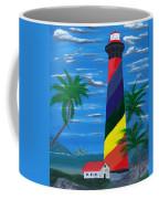Colorful Lighthouse Coffee Mug