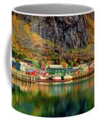 Colorful Lofoten, Norway Coffee Mug
