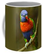 Colorful Lorikeet Coffee Mug
