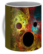 Colorful Masks Coffee Mug
