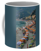 Colorful Monterosso Coffee Mug