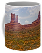 Colorful Monument Valley Coffee Mug