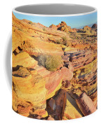 Colorful Morning At Valley Of Fire Coffee Mug