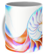 Colorful Nautilus Coffee Mug
