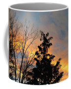 Colorful Nightfall Coffee Mug