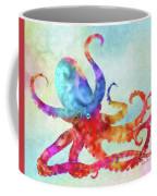 Colorful Octopus Coffee Mug